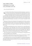Về quá trình vận động và biến đổi cơ cấu xã hội tầng lớp trí thức Việt Nam - GS.TS. Nguyễn Duy Qúy