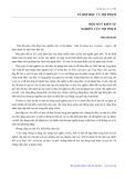 Xã hội học và tội phạm: Một số ý kiến về nghiên cứu tội phạm - Thanh Đạm