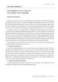 Trao đổi nghiệp vụ: Một số điểm cần lưu ý khi lập câu hỏi điều tra xã hội học - Phạm Quỳnh Hương