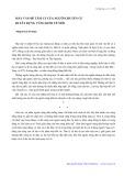 Mấy vấn đề tâm lý của người chuyển cư đi xây dựng vùng kinh tế mới - Phạm Xuân Đại