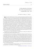 Xã hội học thế giới: Lối sống, những thói quen ảnh hưởng đến sức khỏe của người dân Matxcơva và Luật Bảo hiểm y tế 1991-1993