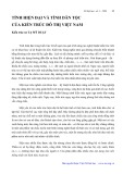 Tính hiện đại và tính dân tộc của kiến trúc đô thị Việt Nam - KTS. Tạ Mỹ Duật