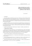 Những vấn đề về kiến thức, tâm thế và thực hành về kế hoạch hóa gia đình qua điều tra 7 tỉnh ở Việt Nam - Vũ Tấn Huy