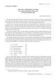 Xã hội thực nghiệm: Một số đặc điểm trong lối sống của một cộng đồng công giáo ở ngoại thành Hà Nội - Nguyễn Đúc Truyền