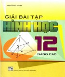Các phương pháp giải bài tập hình học 12 nâng cao: Phần 2