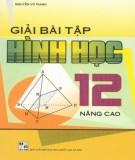 Ebook Giải bài tập hình học 12 nâng cao: Phần 2 (bản 2010)