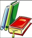 Cẩm nang hướng dẫn tự ôn và luyện thi Sinh học: Phần 2