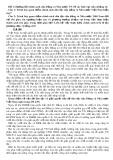 Đề 1: Đường lối chính sách của Đảng và Nhà nước Việt Nam về các lĩnh vực của đời sống xã hội