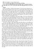 Đề thi môn Nghiệp vụ công tác đảng ở cơ sở (Đề số 1)