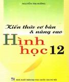 Ebook Kiến thức cơ bản và nâng cao Hình học 12: Phần 2