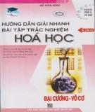 Sổ tay hướng dẫn giải nhanh bài tập trắc nghiệm Hóa học (Đại cương - Vô cơ) (in lần III): Phần 1