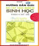 Sổ tay hướng dẫn giải bài tập trắc nghiệm Sinh học theo chủ đề (Phần Di truyền và Sinh thái học): Phần 2