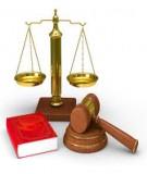 Đề tài: Hiệu lực đối kháng của các biện pháp bảo đảm, so sánh quy định của Bộ Luật Dân sự 2005 và 2015, phân tích và đánh giá những điểm mới trong Bộ Luật Dân sự 2015 và cho ví dụ minh họa
