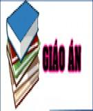 Giáo án ôn tập Toán 8 - GV. Cao Thị Huế