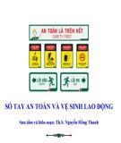 Sổ tay an toàn và vệ sinh lao động - Th.S. Nguyễn Hồng Thanh