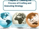 Lecture Crafting and executing strategy (17/e): Chapter 2 - Arthur A. Thompson, A. J. Strickland III, John E. Gamble
