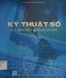 Ebook Kỹ thuật số - Lý thuyết và ứng dụng: Phần 1