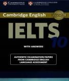 Ebook Cambridge English IELTS 10: Part 1