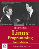 Ebook Beginning Linux Programming 2nd Edition