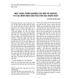 Một công trình nghiên cứu mới về Nam Bộ từ các bình diện văn hóa - văn học - ngôn ngữ