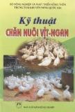 Hướng dẫn kỹ thuật chăn nuôi vịt - ngan