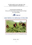 Hướng dẫn kỹ thuật gieo trồng các giống đậu tương mới