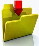 Hướng dẫn đồ án Chi tiết máy 2012