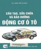 cấu tạo, sửa chữa và bảo dưỡng động cơ ô tô: phần 1