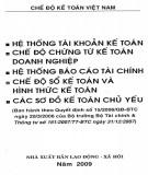 Giới thiệu về chế độ kế toán Việt Nam: Phần 2