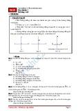 Hình học lớp 7 - Chuyên đề: Hai đường thẳng vuông góc