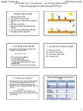 Bài giảng Khí tượng nông học - Bài 3: Chế độ nhiệt của đất