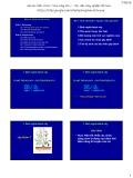 Bài giảng Bệnh cây đại cương: Bài 1 - Học viện Nông nghiệp Việt Nam
