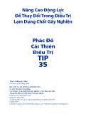 Phác đồ cải thiện điều trị TIP 35: Nâng cao động lực để thay đổi trong điều trị lạm dụng chất gây nghiện
