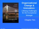 Lecture Management: A practical introduction (6/e): Chapter 10 - Kinicki, Williams