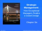 Lecture Management: A practical introduction (6/e): Chapter 6 - Kinicki, Williams