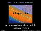 Lecture Money, banking, and financial markets (3/e): Chapter 1 - Stephen G. Cecchetti, Kermit L. Schoenholtz