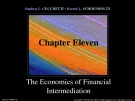 Lecture Money, banking, and financial markets (3/e): Chapter 11 - Stephen G. Cecchetti, Kermit L. Schoenholtz