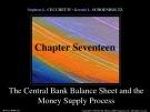 Lecture Money, banking, and financial markets (3/e): Chapter 17 - Stephen G. Cecchetti, Kermit L. Schoenholtz