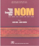 Ebook Tổng tập truyện thơ Nôm của các dân tộc thiểu số Việt Nam (Tập 5): Phần 1