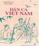 Ebook Dân ca Việt Nam (in lần thứ tư có chỉnh lý bổ sung): Phần 1