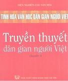 Ebook Tinh hoa văn học dân gian người Việt - Truyền thuyết dân gian người Việt (Quyển 4): Phần 2