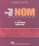 Ebook Tổng tập truyện thơ Nôm của các dân tộc thiểu số Việt Nam (Tập 4): Phần 1