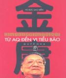 Ebook Kim Dung giữa đời tôi (Quyển hạ) (tái bản lần thứ nhất): Phần 2