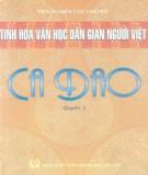 Ebook Tinh hoa văn học dân gian người Việt - Ca dao (Quyển 1): Phần 2