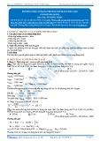 Tài liệu bài giảng: Phương pháp sử dụng phương trình Ion thu gọn