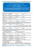 Bài tập tự luyện: Phương pháp giải các bài tập điện phân