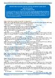 Bài tập tự luyện: Phương pháp giải bài tập đặc trưng về nhôm và hợp chất