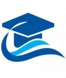 Tóm tắt Luận án Tiến sĩ Kinh tế: Tổ chức kế toán quản trị chi phí trong các trường đại học ngoài công lập tại Việt Nam