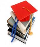 Tóm tắt Luận án Tiến sĩ: Thiết kế và sử dụng phiếu học tập trong dạy học môn Toán ở trường Trung học phổ thông