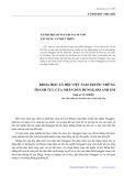 Khoa học xã hội Việt Nam trước những thành tựu của nhân dân Hunggari anh em